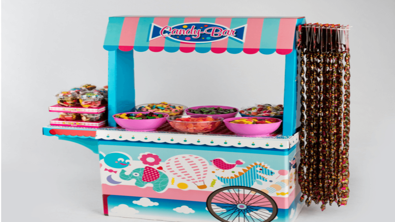 Candybar-Mesa-Dulce-Cupcakes